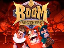 Игровой автомат Братья-Взрыватели
