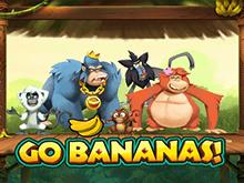 Игровой автомат Вперед Бананы!
