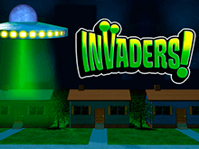 Виртуальный слот Invaders