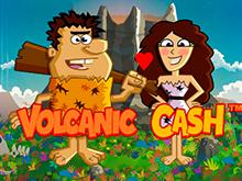 Популярный автомат Volcanic Cash