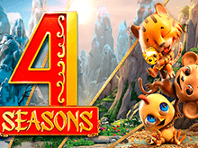 Видео-слот 4 Seasons
