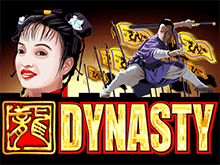 Игровой слот Dynasty
