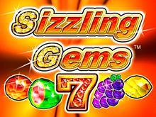 Игровой аппарат Sizzling Gems