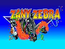 Игровой аппарат Zany Zebra