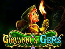 Онлайн-автомат Giovannis Gems