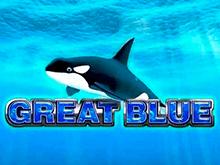 Виртуальный слот Great Blue