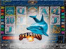 Игровой автомат Dolphin's Pearl