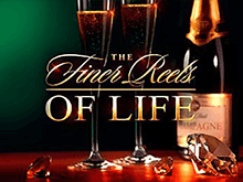 Игровой аппарат The Finer Reels Of Life